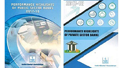 Performance Highlights of Public and Private Sector Banks 2017-18